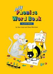 Jolly Phonics Word Book ( In Print Letters )