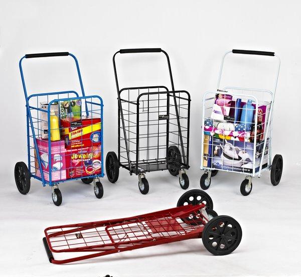 Sunny Super Swivler Shopping Cart