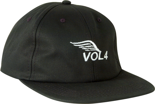 VOLUME 4 SPEEDWING HAT STRAP BACK