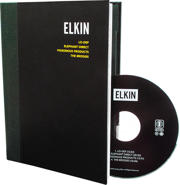The Brodies (ELKIN DVD BOX SET)