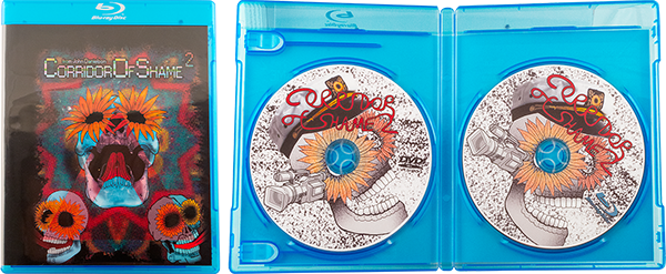 Corridor Of Shame 2 (DVD/Blu Ray Set)