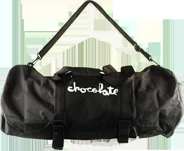 CHOCOLATE SKATE CARRIER DUFFEL BAG
