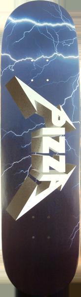 PIZZA METAL DECK-8.5