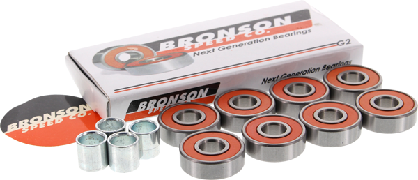 BRONSON G2 BEARINGS SET