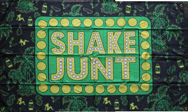 Shake Junt Casual Fridays Flag