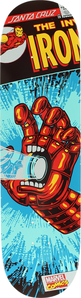 Santa Cruz Marvel Iron Man - 8.0