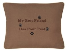 Item # P492 My best friend has four feet.