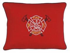 Item # P112   Fireman logo