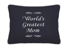Item # P122 Worlds greatest Mom.