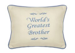 Item # P126   Worlds greatest Brother.