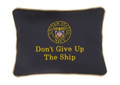 Item # P007   Don't give up the ship (With Navy Seal)