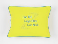 Item # P388 Live well, laugh often, love much.
