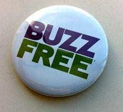 150 BuzzFree Buttons