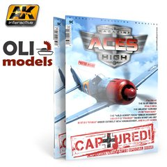ACES HIGH Magazine Issue 8: CAPTURED! - AK Interactive AH8