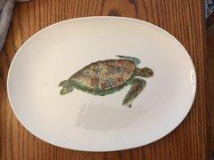 Medium Turtle platter