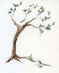 Cherry Tree Notecards (set of 8)
