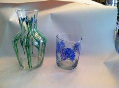 Bouquet Carafe