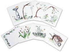 Assortment - Garden Notecards (Set of 8)