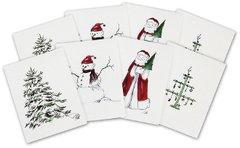 Assortment - Christmas Notecards (set of 8)