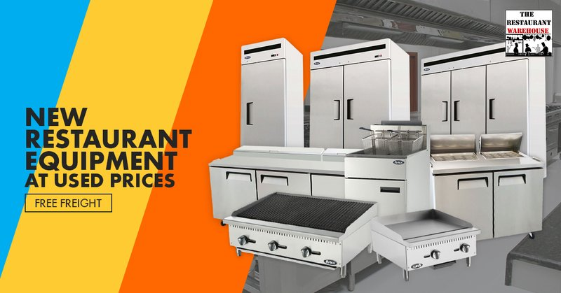 Used Restaurant Equipment | Restaurant Equipment Financing ...