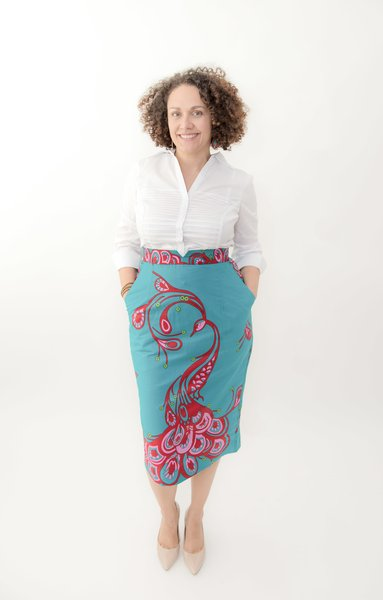STRUT Pencil Skirt