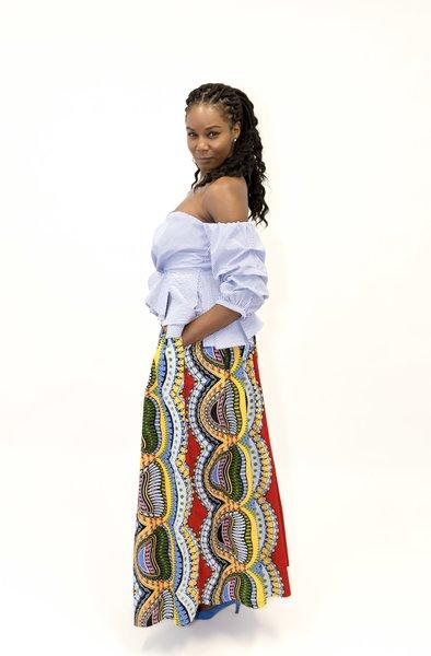Jubilee Maxi Skirt