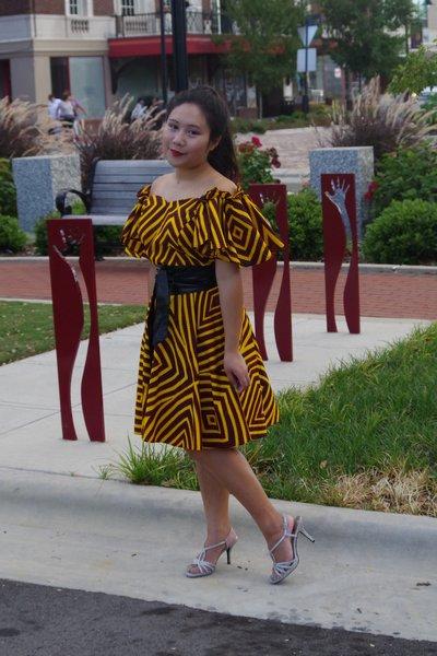 K & M Dress