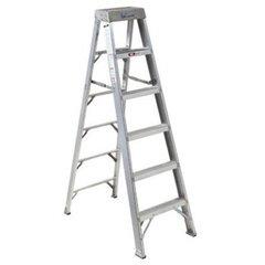 Ladder, Step 16' Alum.