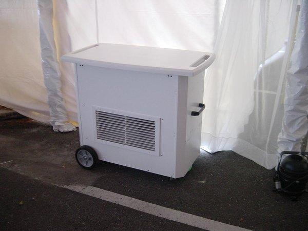 Heater Tent Propane 125 000 Btu Anderson Rentals