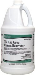 Cleaner, Hillyard Tile and Grout Cleaner/Renovator (Gallon)