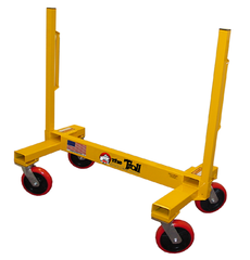 Drywall Cart, Material and Panel