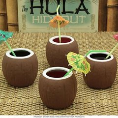 Coconut Cups Ceramic (14 OZ)