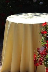 Tablecloth, Round 108""