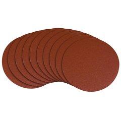 """Sandpaper Disc, 6"""" Self-Stick"""
