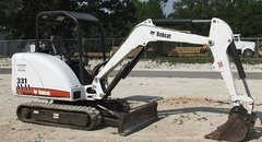 Excavator, Mini