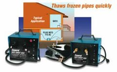 Pipe Thawer
