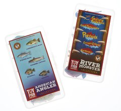 River Monster + American Angler Both Sets Free shipping
