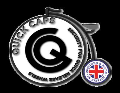 QUICK CAPS - Quick Release Wheel Locks