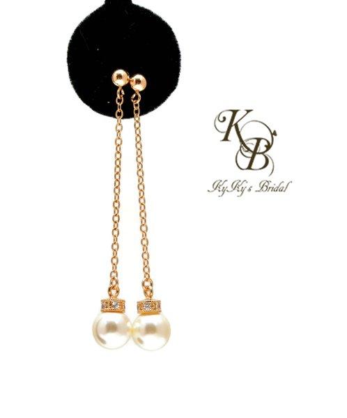 Long Gold Earrings Gold Filled Earrings Gold Chain Earrings