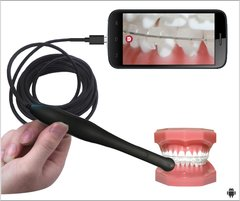 CellCam - Intraoral Camera for your Smartphone !