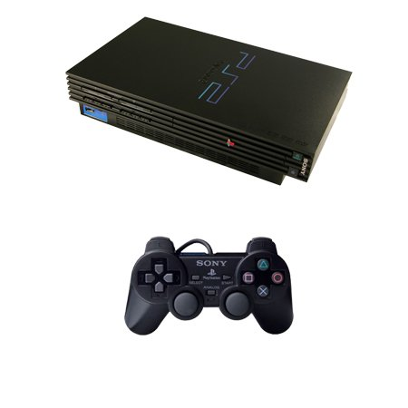 Playstation 2 Fat Complete System