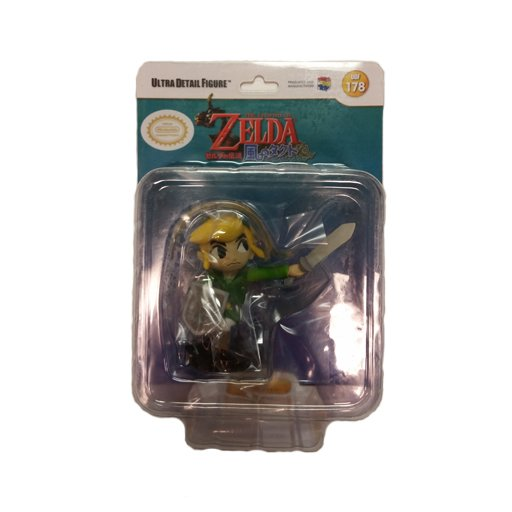 Legend of Zelda Wind Waker Link Medicom UDF-178 Ultra Detail Figure