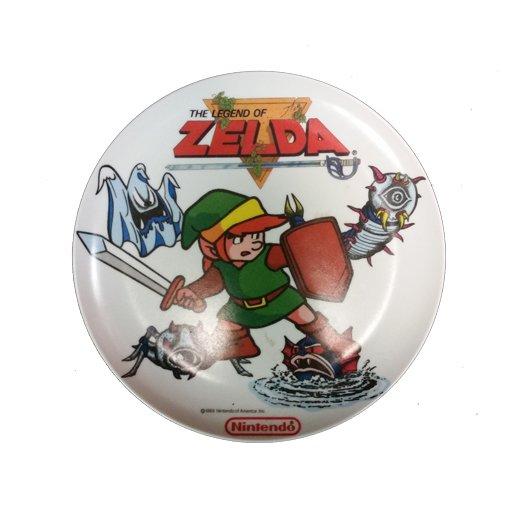 Legend of Zelda Plastic Plate