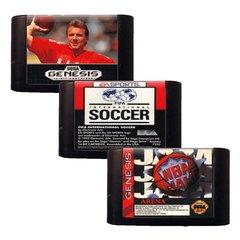 Sega Genesis Sports Pack