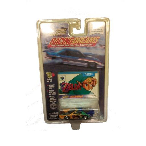 Legend of Zelda Johnny Lightning 1/64 Die Cast Car