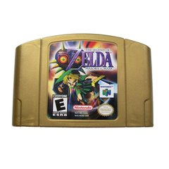 Legend of Zelda Majoras Mask (N64)