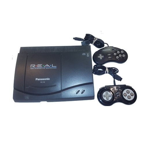 Complete 3DO System with 3 Games and 1 Extra Controller