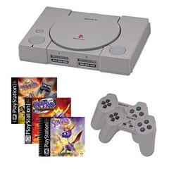 Playstation 1 Spyro the Dragon Bundle