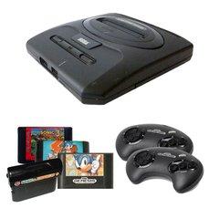 Sega Genesis Sonic Mega Bundle