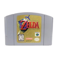 Legend of Zelda Ocarina of Time (N64)